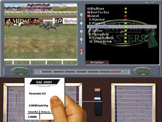 Stable Masters Screen Shot